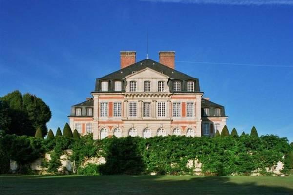 parc du chateau de Fontaine-la-Soret 2