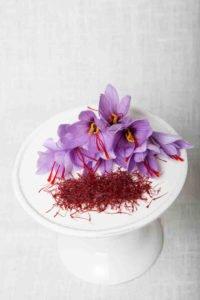 Fleur de safran Biô Safran pur de normandie