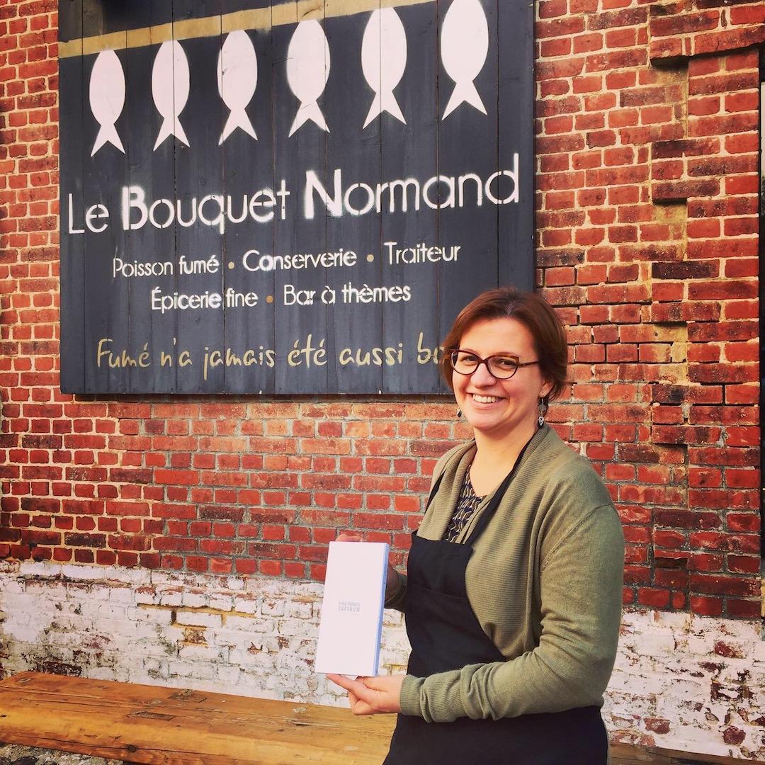 Safran Normand débarque au Bouquet Normand !