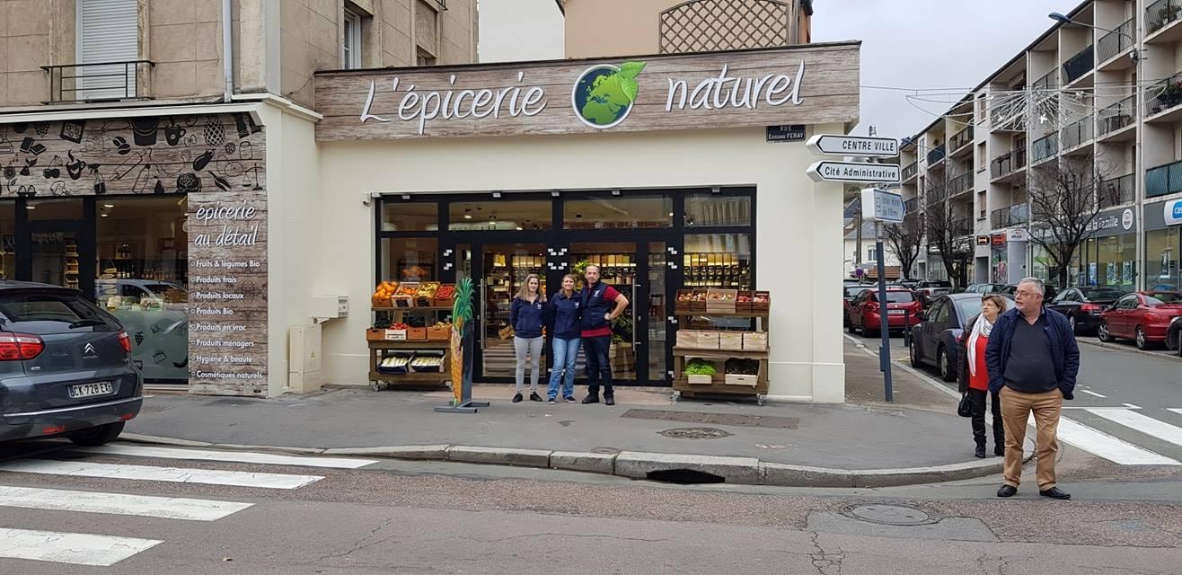 Safran Normand disponible à L'épicerie O Naturel – du vrac et du bio à Evreux