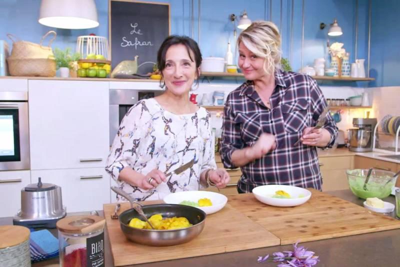Luana Belmondo - Myriam Duteil - Luana cuisine